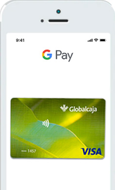 tarjetas google pay