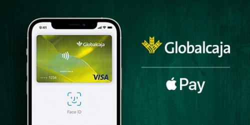 Globalcaja y Apple Pay